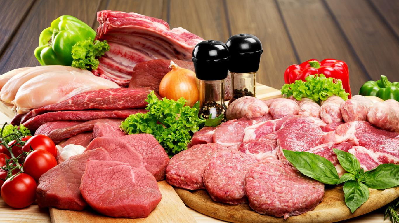 tipos de carne